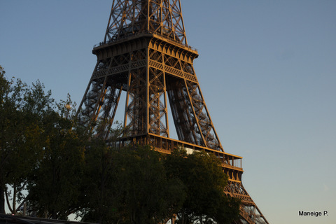 From the Seine river
