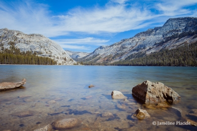 Tenaya Lake (Yosemite Park)
