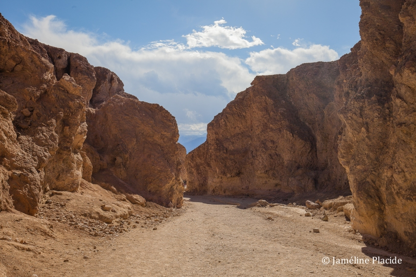 Golden Canyon (Death Valley)